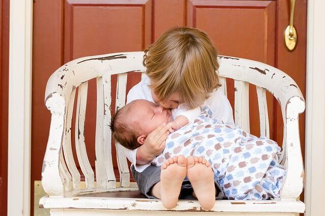 herpes pada bayi