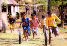 anak aktif