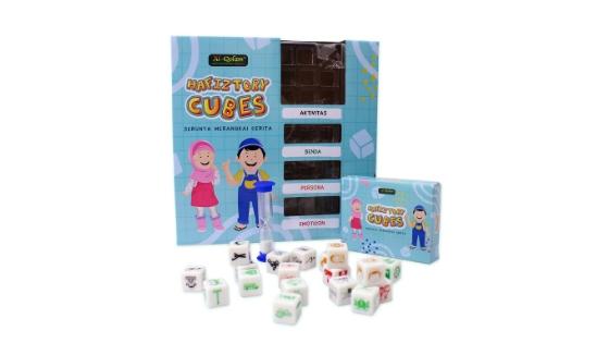 hafiztory cubes
