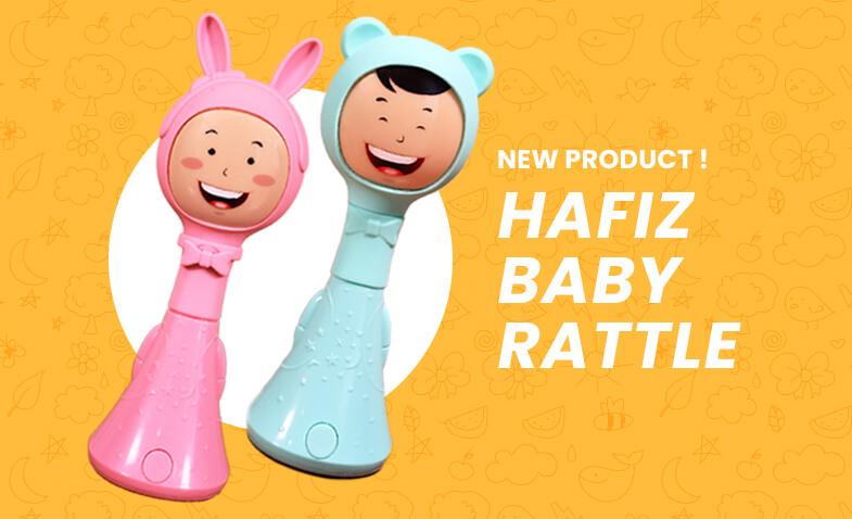 hafiz baby rattle