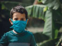 gejala covid anak
