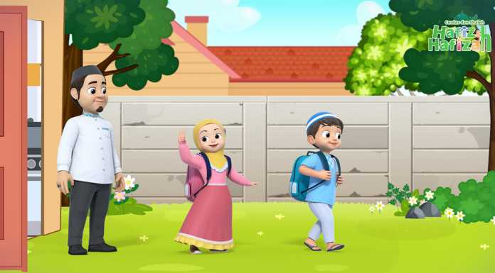 animasi anak indonesia